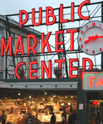 Seattle Shopping Tour