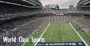 Seattle Sports Event Limo